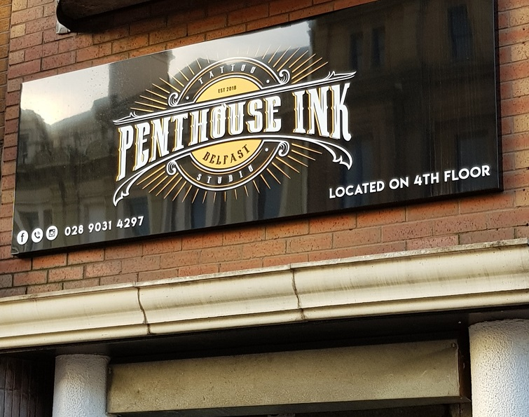 Penthouse Ink