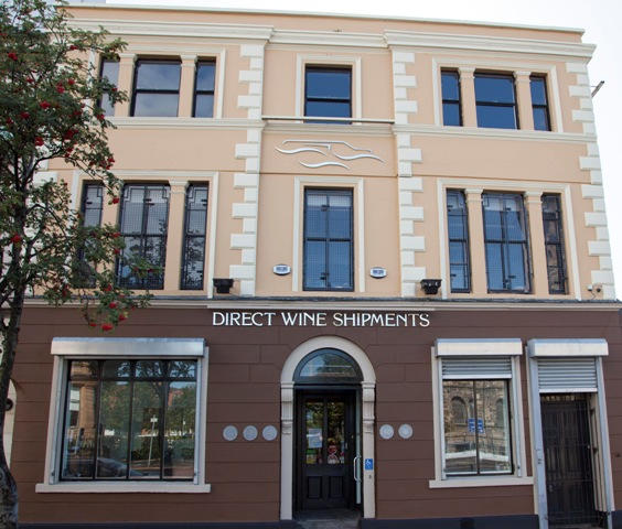 Direct Wine Shipments Cathedral Quarter Belfast